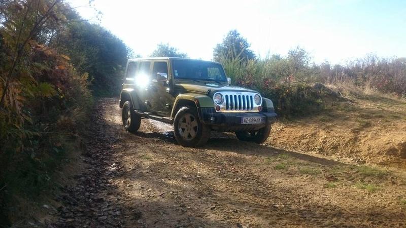jeep JK 5 portes 14900410