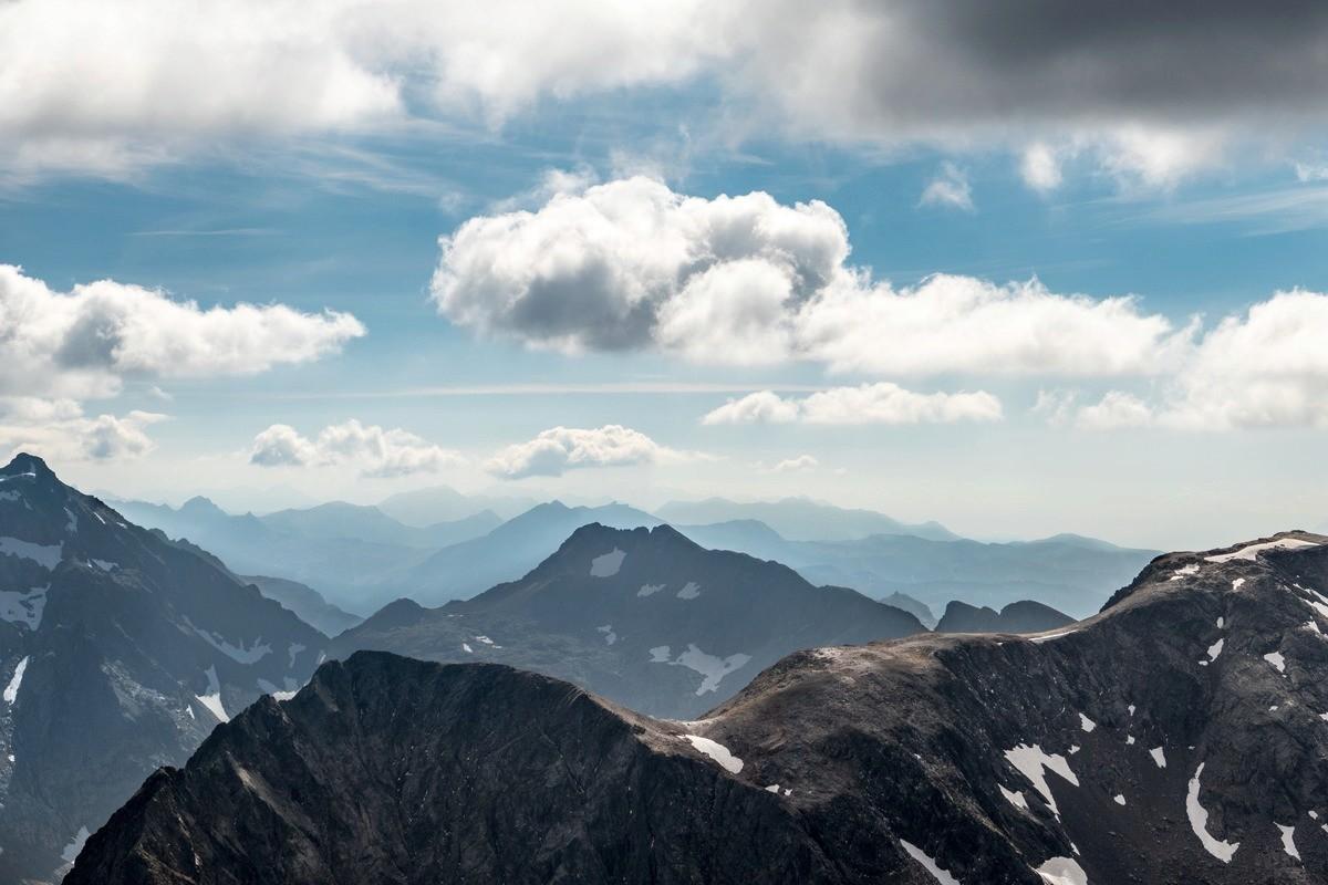 Tour et sommet de l'Aiguille de Loriaz P1110