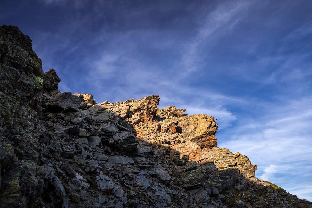 Tour et sommet de l'Aiguille de Loriaz P1910