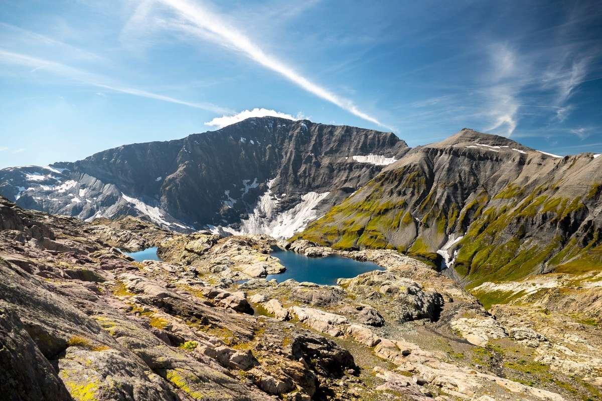 Tour et sommet de l'Aiguille de Loriaz P510