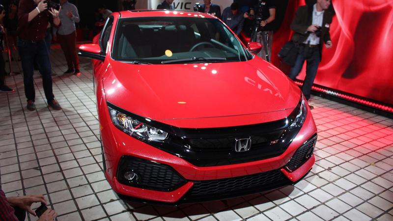 2015 - [Honda] Civic USA / Asia - Page 4 2017-h11