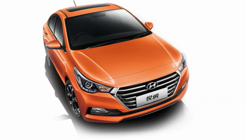 2017 - [Hyundai] Accent 2017-h21