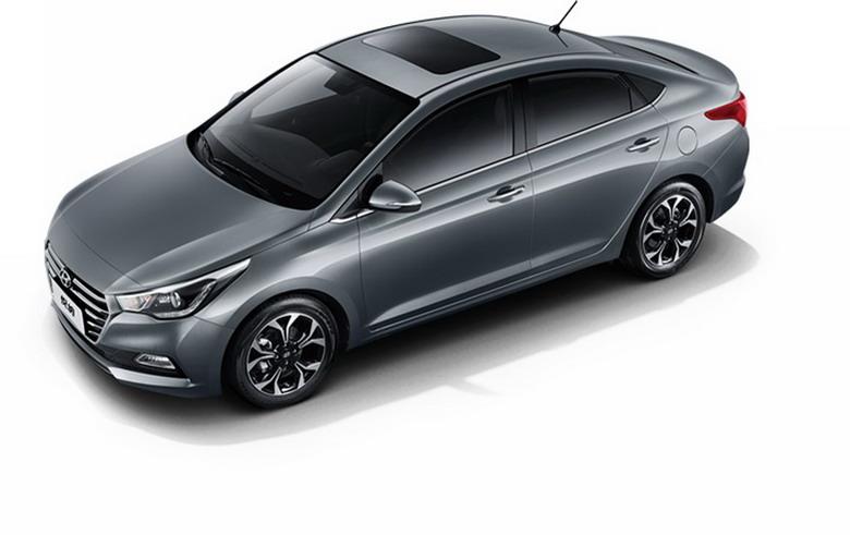 2017 - [Hyundai] Accent 2017-h23