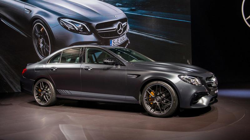 2016 - [Mercedes] Classe E [W213] - Page 28 2017-m19