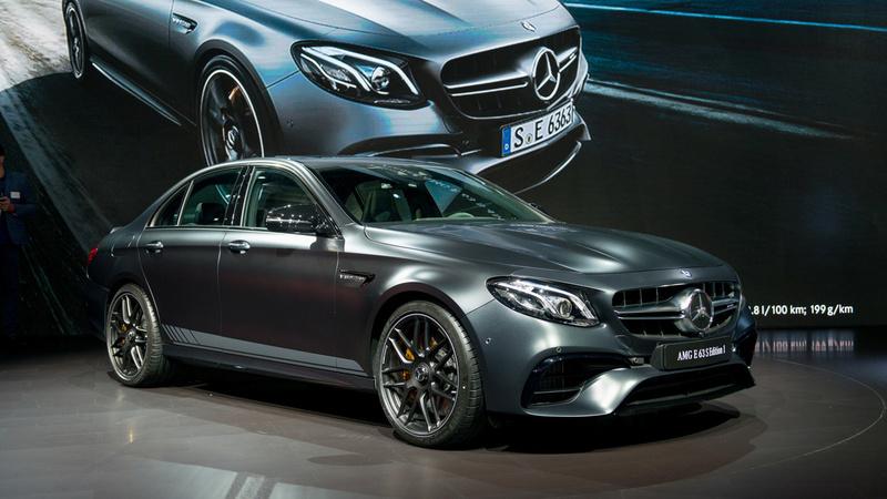 2016 - [Mercedes] Classe E [W213] - Page 28 2017-m20
