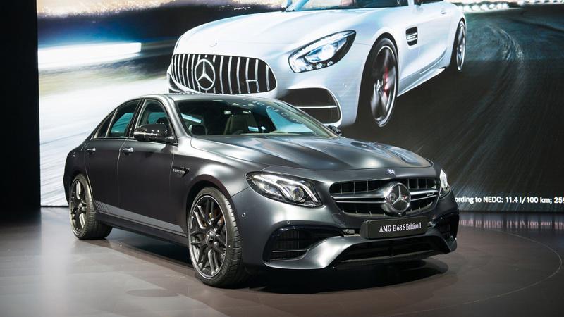 2016 - [Mercedes] Classe E [W213] - Page 28 2017-m21