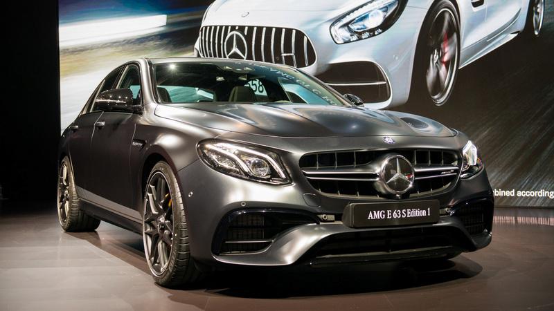 2016 - [Mercedes] Classe E [W213] - Page 28 2017-m22