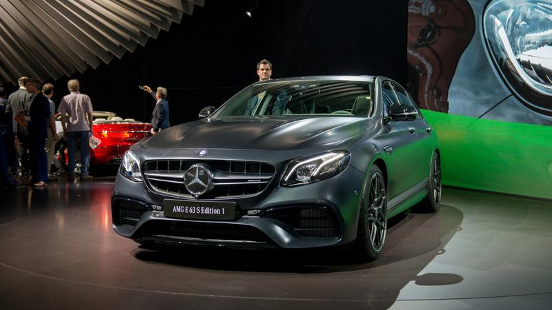 2016 - [Mercedes] Classe E [W213] - Page 28 2017-m23