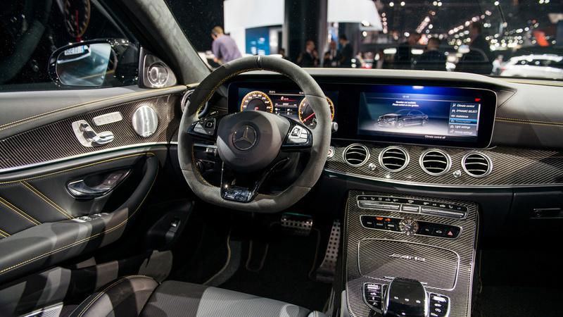 2016 - [Mercedes] Classe E [W213] - Page 28 2017-m26