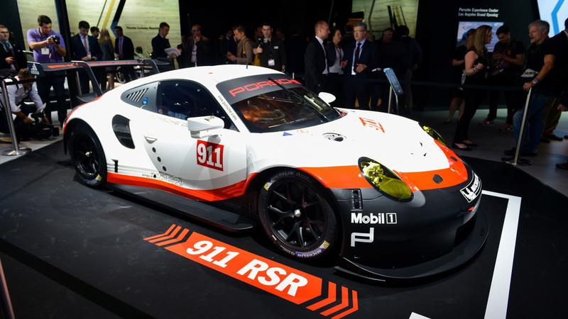 2015 - [Porsche] 911 Restylée [991] - Page 10 2017-p11
