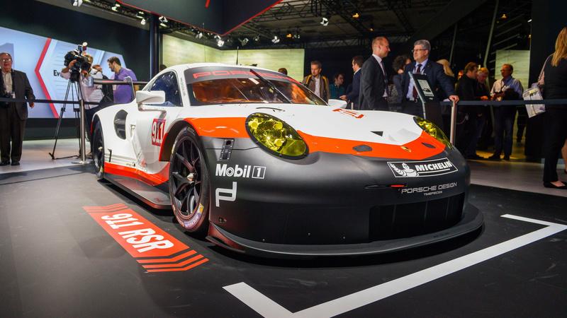 2015 - [Porsche] 911 Restylée [991] - Page 10 2017-p12