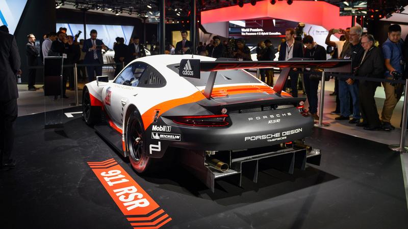 2015 - [Porsche] 911 Restylée [991] - Page 10 2017-p13
