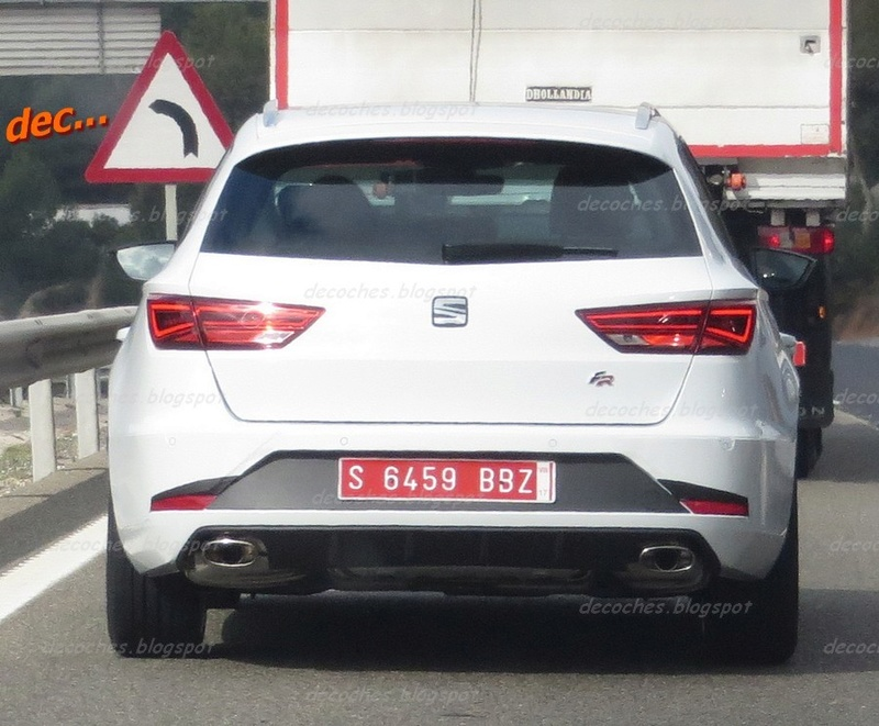 2016 - [SEAT] León Restylée - Page 4 2017-s11