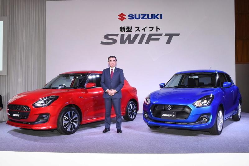 2017 - [Suzuki] Swift III - Page 5 2017-s16