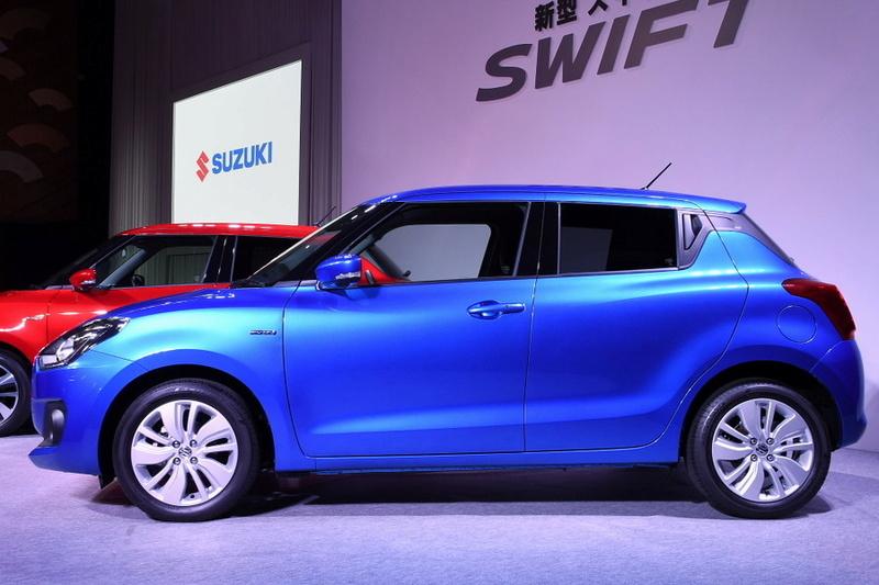 2017 - [Suzuki] Swift III - Page 5 2017-s19