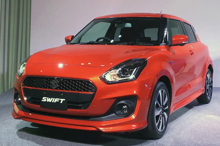 2017 - [Suzuki] Swift III - Page 5 2017-s20