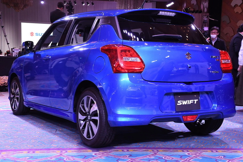 2017 - [Suzuki] Swift III - Page 5 2017-s22