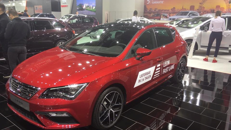 2016 - [SEAT] León Restylée - Page 4 2017-s34