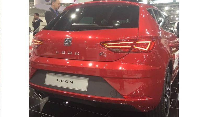 2016 - [SEAT] León Restylée - Page 4 2017-s36