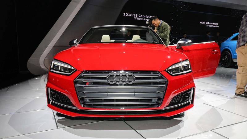 2016 - [Audi] A5 Coupé, Cabriolet et Sportback - Page 13 2018-a18