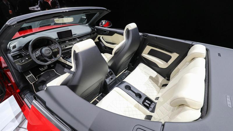 2016 - [Audi] A5 Coupé, Cabriolet et Sportback - Page 13 2018-a24