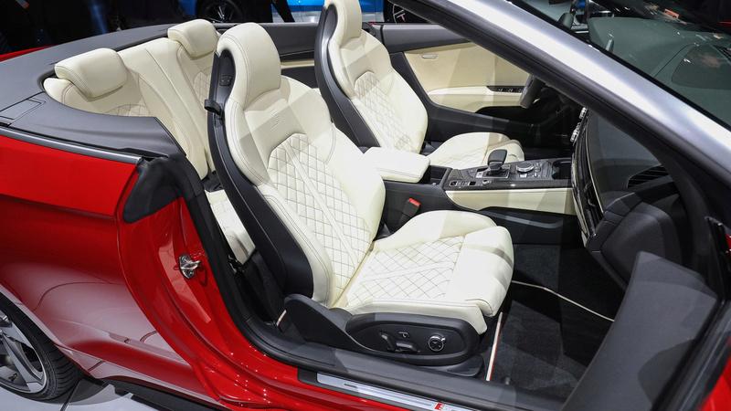 2016 - [Audi] A5 Coupé, Cabriolet et Sportback - Page 13 2018-a25