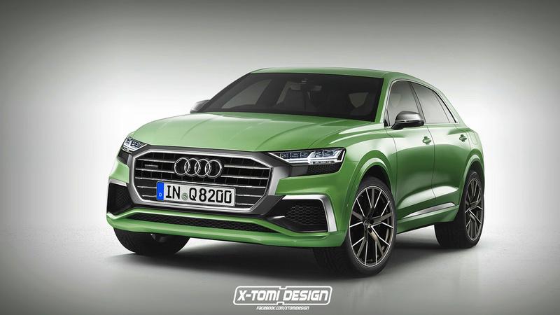 2018 - [Audi] Q8 - Page 4 2018-a26