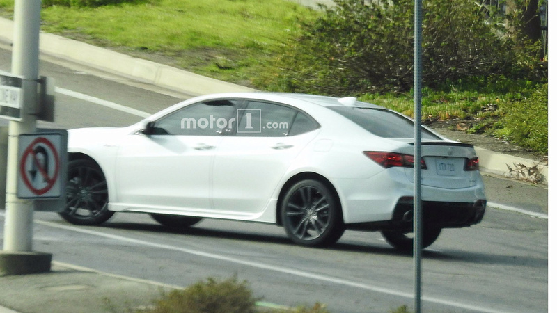 2014 - [Acura] TLX - Page 2 2018-a30