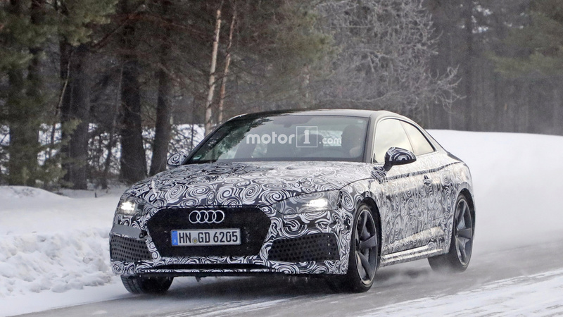 2016 - [Audi] A5 Coupé, Cabriolet et Sportback - Page 13 2018-a34