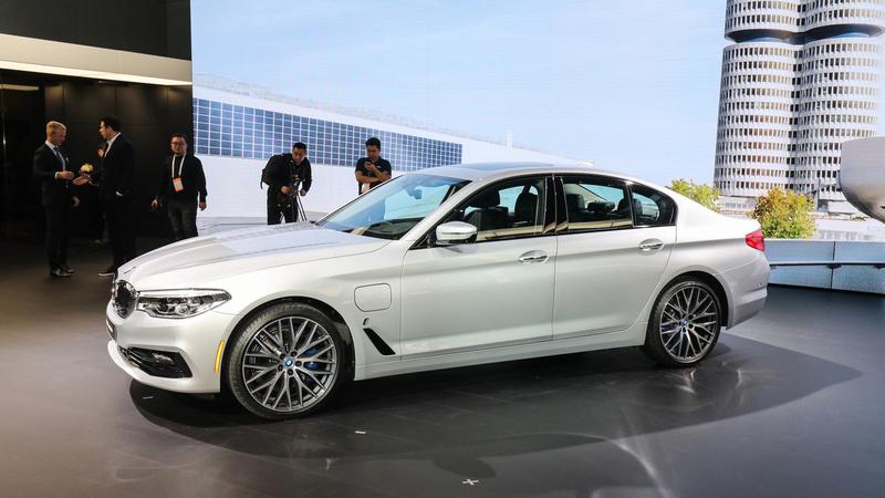 2016 - [BMW] Série 5 Berline & Touring [G30/G31] - Page 26 2018-b17