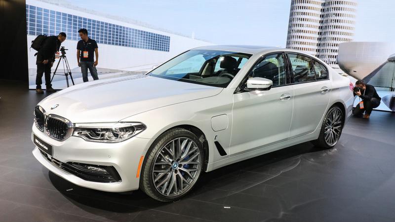 2016 - [BMW] Série 5 Berline & Touring [G30/G31] - Page 26 2018-b18