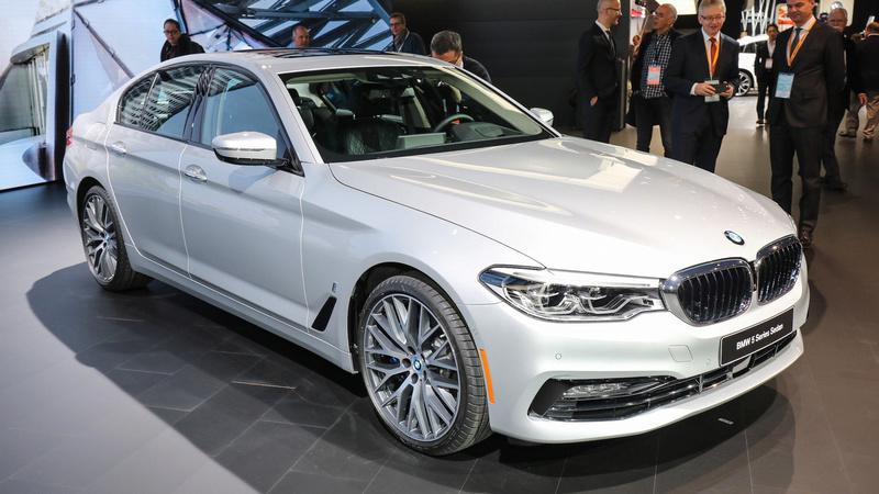 2016 - [BMW] Série 5 Berline & Touring [G30/G31] - Page 26 2018-b19