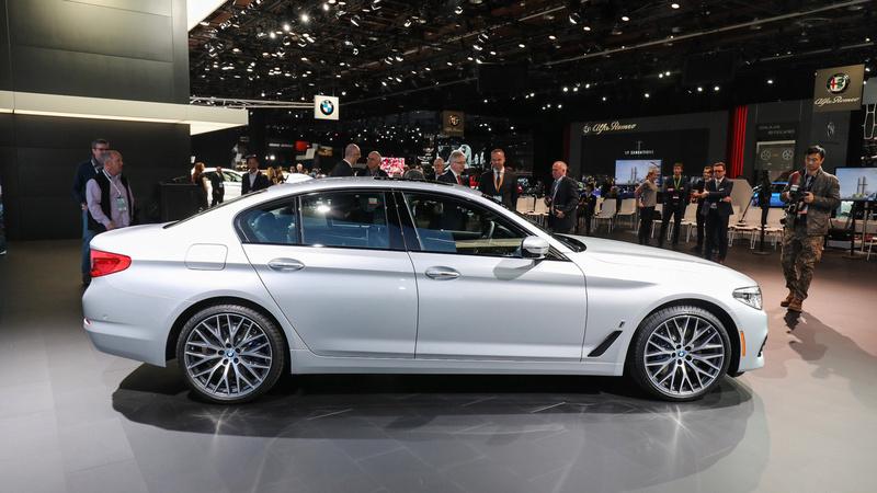 2016 - [BMW] Série 5 Berline & Touring [G30/G31] - Page 26 2018-b20