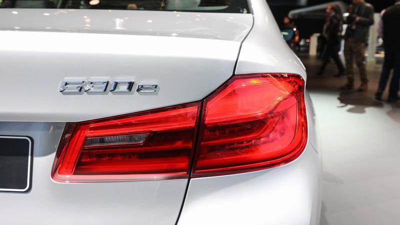 2016 - [BMW] Série 5 Berline & Touring [G30/G31] - Page 26 2018-b22