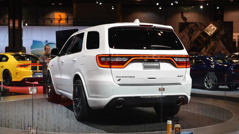 2011 - [Dodge] Durango / Magnum - Page 3 2018-d23