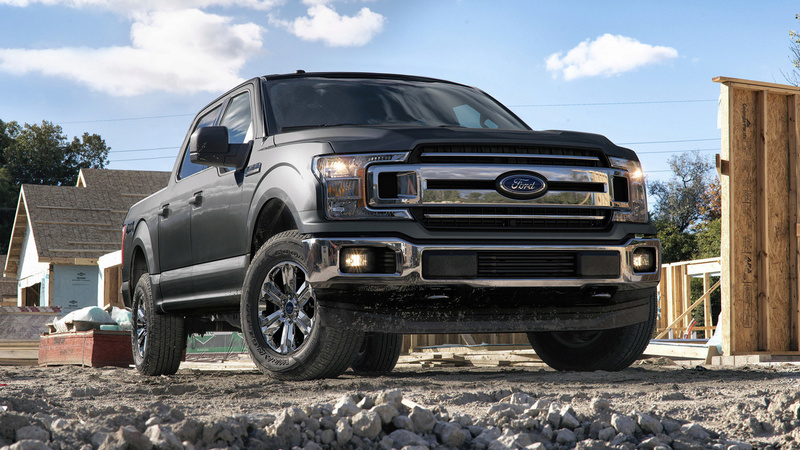 2015 - [Ford] F Series - Page 2 2018-f14
