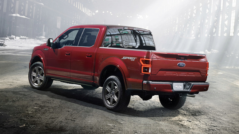 2015 - [Ford] F Series - Page 2 2018-f17