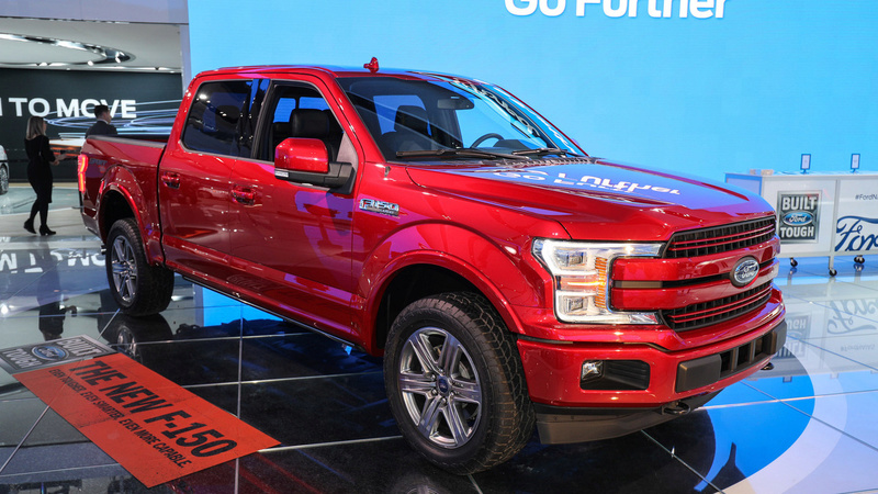 2015 - [Ford] F Series - Page 2 2018-f18