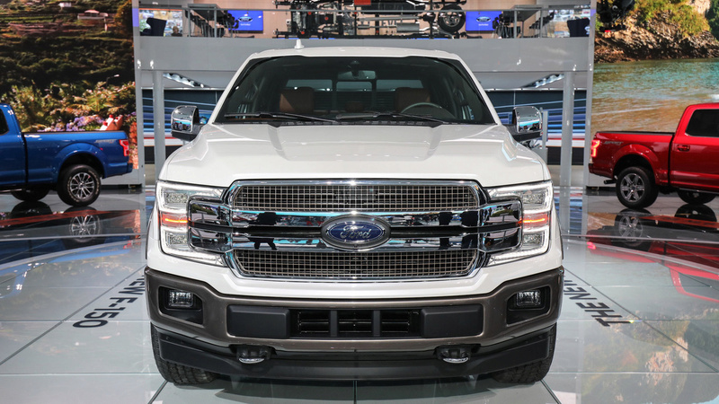 2015 - [Ford] F Series - Page 2 2018-f25