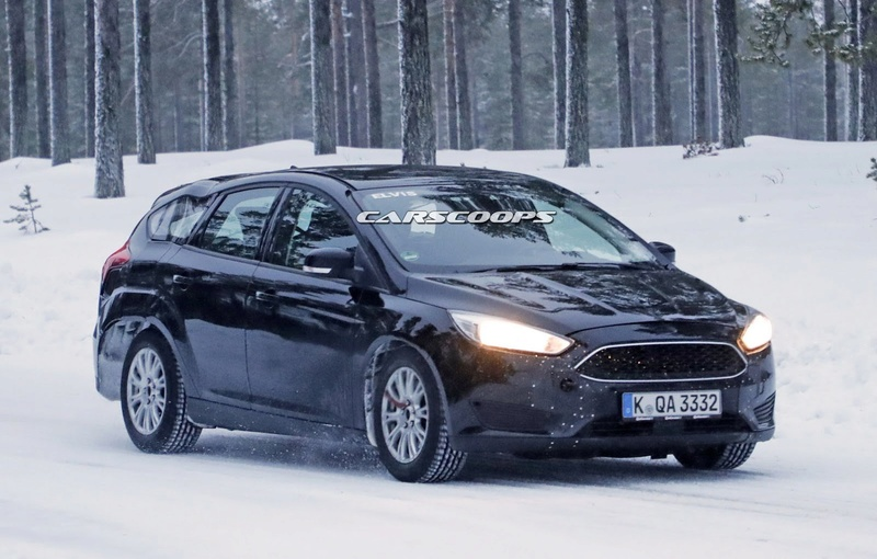 2018 - [Ford] Focus IV - Page 2 2018-f30