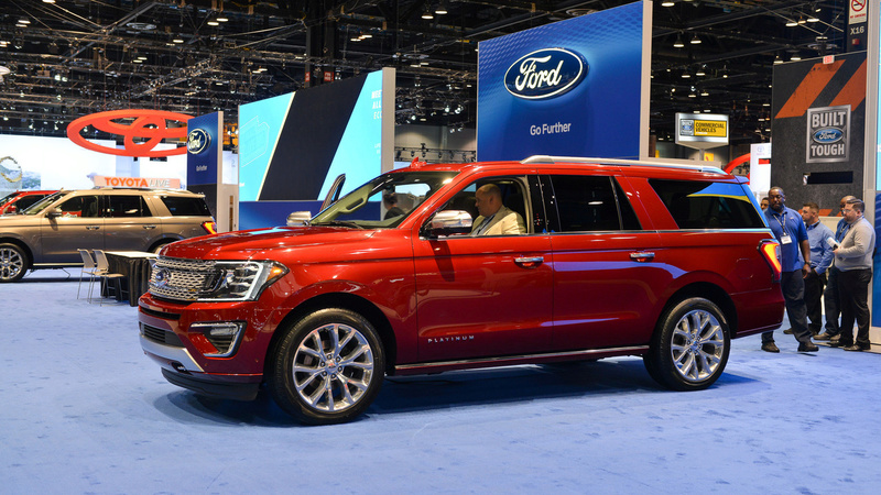 2018 - [Ford] Expedition 2018-f44