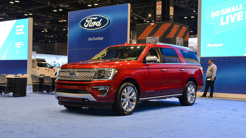 2018 - [Ford] Expedition 2018-f45
