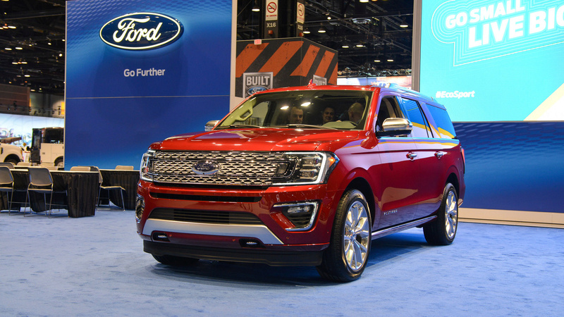 2018 - [Ford] Expedition 2018-f46