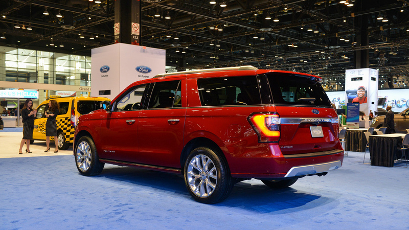 2018 - [Ford] Expedition 2018-f47