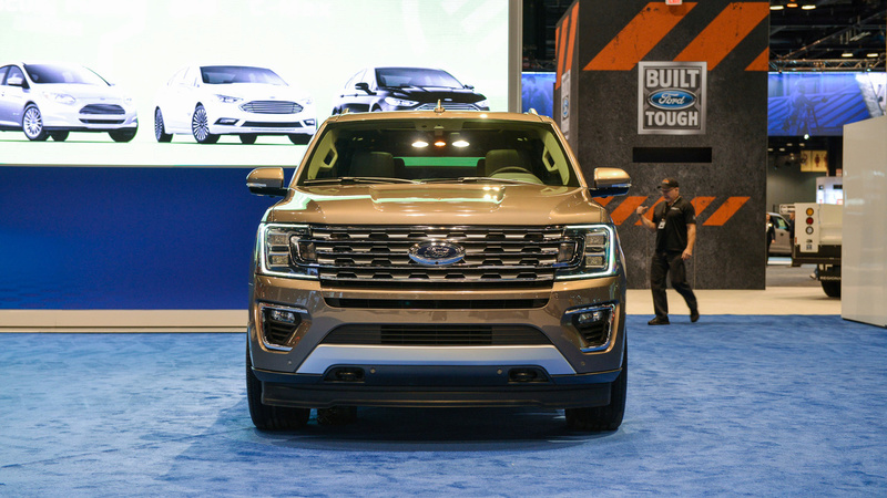 2018 - [Ford] Expedition 2018-f48