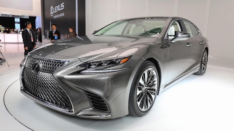 2016 - [Lexus] LS  - Page 3 2018-l19