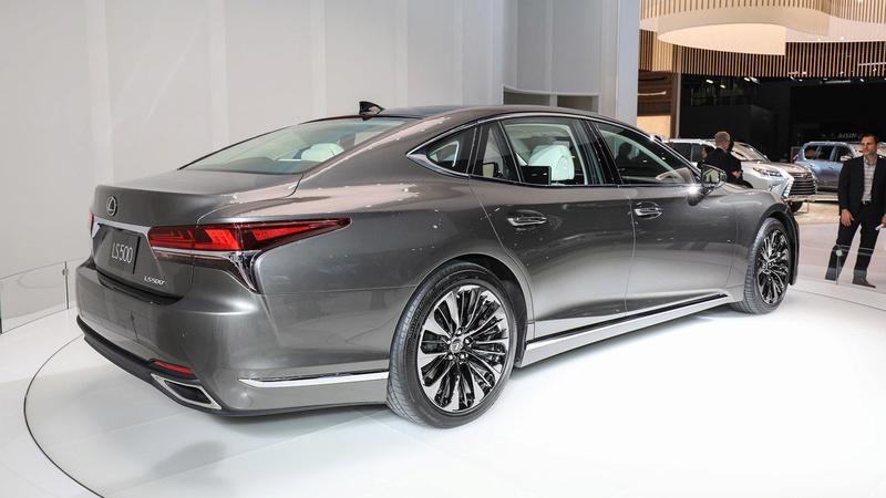 2016 - [Lexus] LS  - Page 3 2018-l24