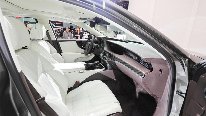2016 - [Lexus] LS  - Page 3 2018-l29