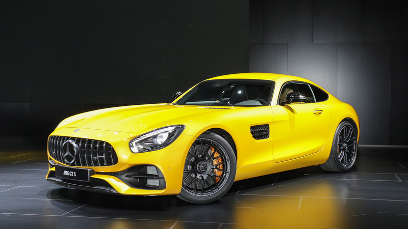 2014 - [Mercedes-AMG] GT [C190] - Page 29 2018-m56