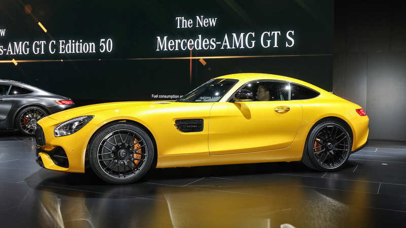 2014 - [Mercedes-AMG] GT [C190] - Page 29 2018-m57